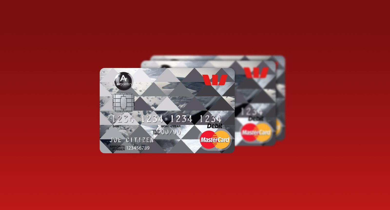 Westpac Airpoints Debit MasterCard - Nexus Research